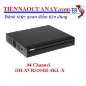 Đầu ghi Dahua 4 kênh DH-XVR5104H-4KL-X