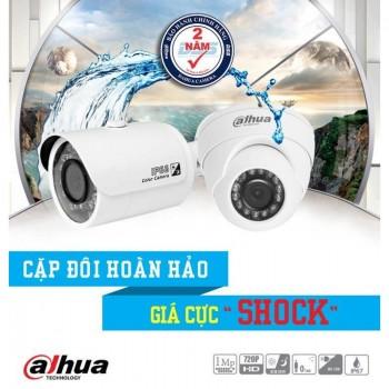 Combo Camera Dahua Serial 1000